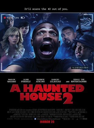A Haunted House 2 streaming vf