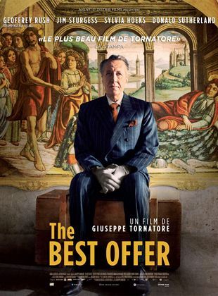 Bande-annonce The Best Offer