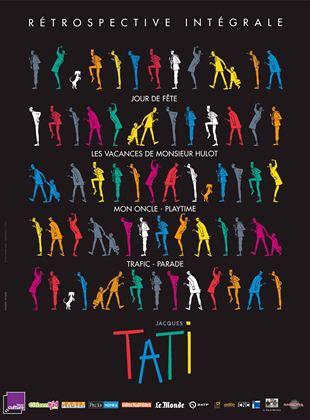 Rétrospective Intégrale Jacques Tati