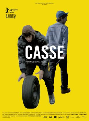 Bande-annonce Casse