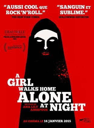 Bande-annonce A Girl Walks Home Alone At Night