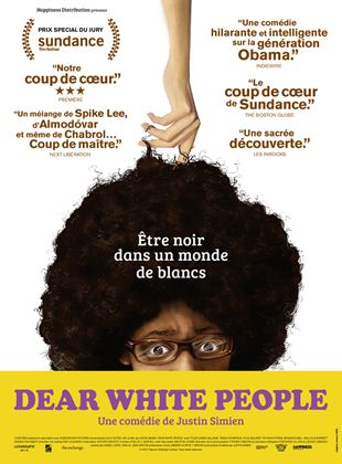 Bande-annonce Dear White People