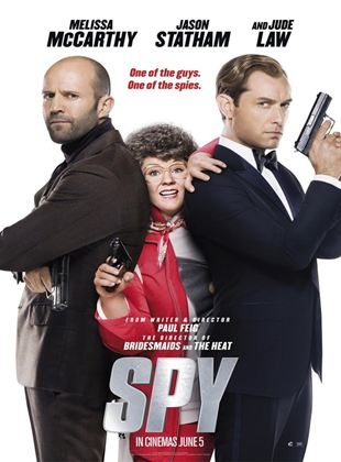 Bande-annonce Spy