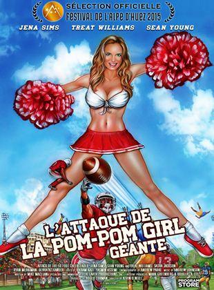 Bande-annonce L'Attaque de la pom-pom girl géante