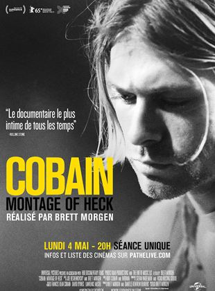 Bande-annonce Kurt Cobain: Montage of Heck