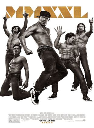 Bande-annonce Magic Mike XXL