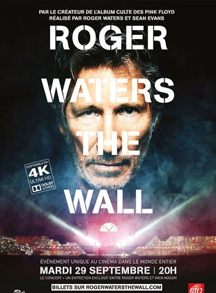 Bande-annonce Roger Waters The Wall