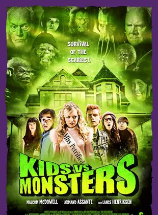 Bande-annonce Kids vs Monsters