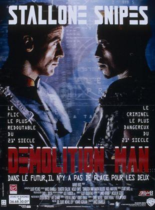 Bande-annonce Demolition Man