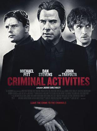 Bande-annonce Criminal Activities