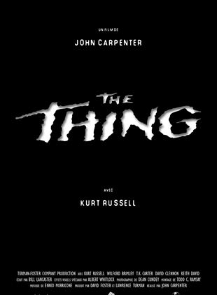 Bande-annonce The Thing