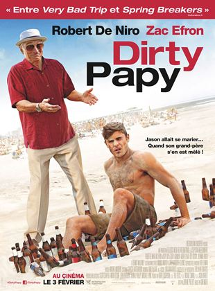 Bande-annonce Dirty Papy