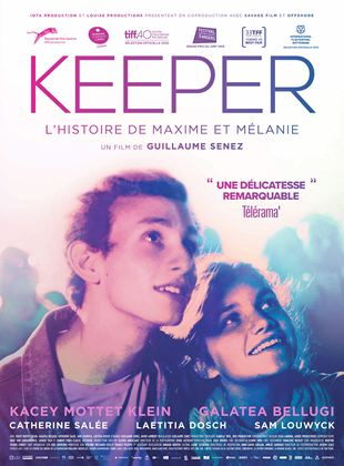 Bande-annonce Keeper