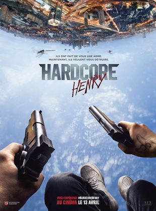 Bande-annonce Hardcore Henry