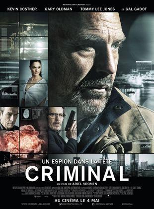 Bande-annonce Criminal - Un espion dans la tête