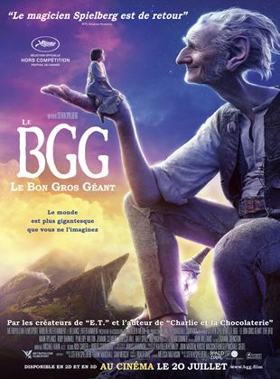 Bande-annonce Le BGG – Le Bon Gros Géant