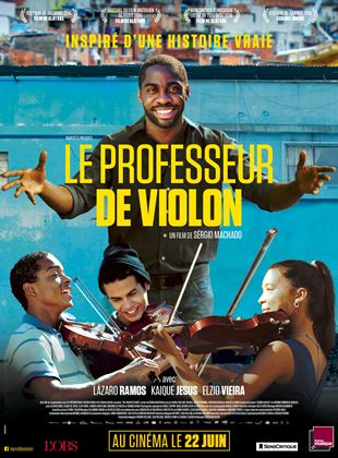 Le Professeur de Violon streaming