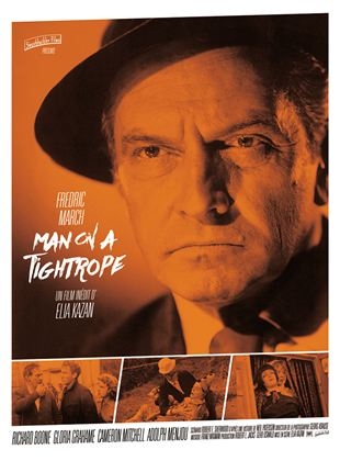 Bande-annonce Man on a Tightrope