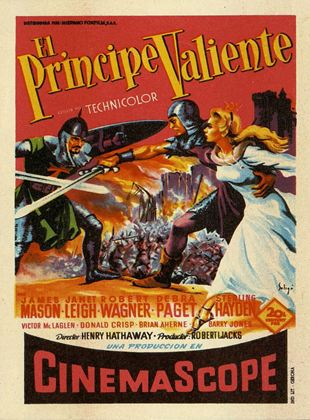 Bande-annonce Prince Valiant