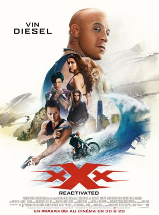 Bande-annonce xXx : Reactivated