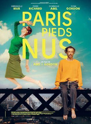 Bande-annonce Paris pieds nus