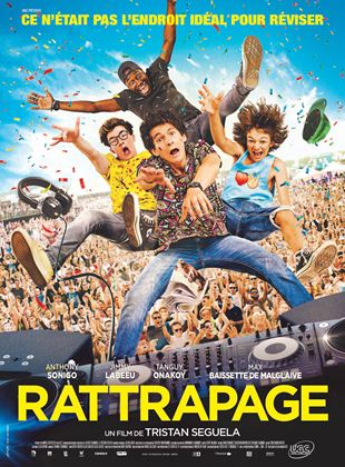 Bande-annonce Rattrapage