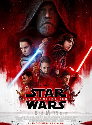 Star Wars – Les Derniers Jedi streaming