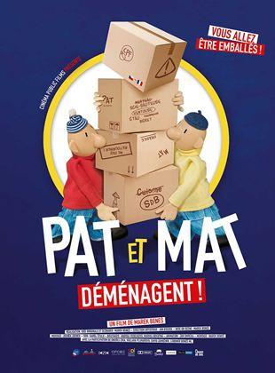 Pat et Mat déménagent ! streaming