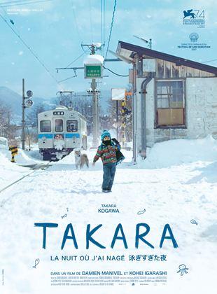 Bande-annonce Takara, la nuit où j'ai nagé