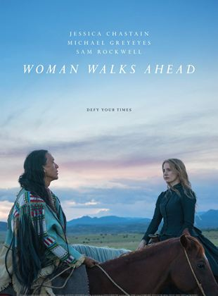 Bande-annonce Woman Walks Ahead