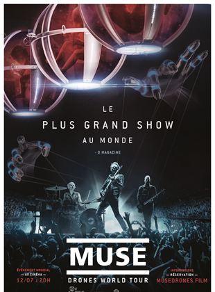 Bande-annonce Muse : Drones World Tour (Pathé Live)