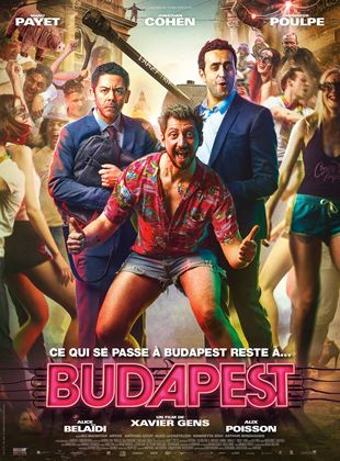 Bande-annonce Budapest