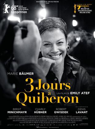 Bande-annonce 3 jours à Quiberon