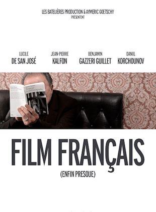 Bande-annonce Film français (enfin presque)