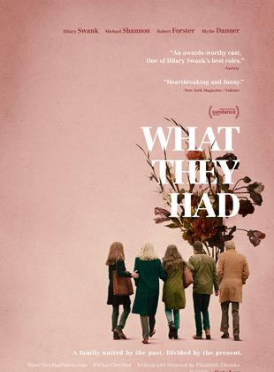 Bande-annonce What They Had