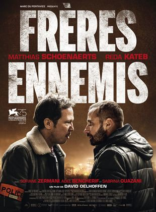 Frères Ennemis streaming