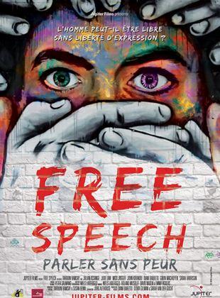 Bande-annonce Free Speech, Parler Sans Peur