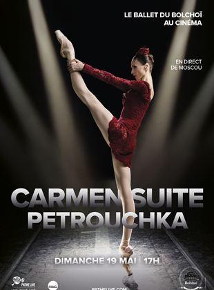 Bande-annonce Carmen suite / Petrouchka (Bolchoï - Pathé Live)