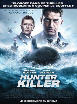 Bande-annonce Hunter Killer