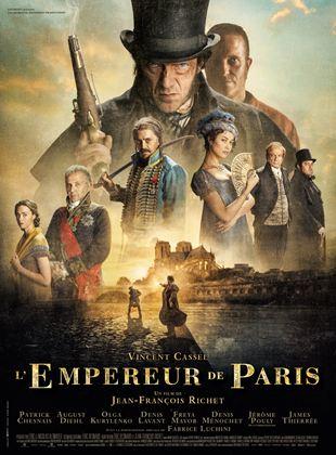 L'Empereur de Paris stream