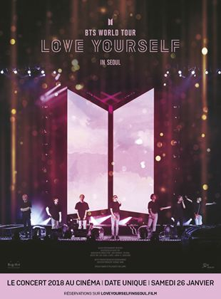 Bande-annonce BTS World Tour: Love Yourself in Seoul