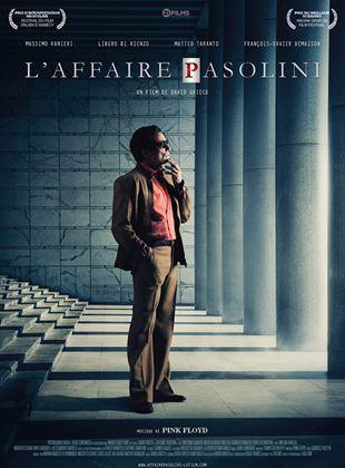 L' Affaire Pasolini streaming