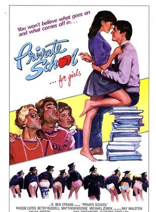 Bande-annonce Private school