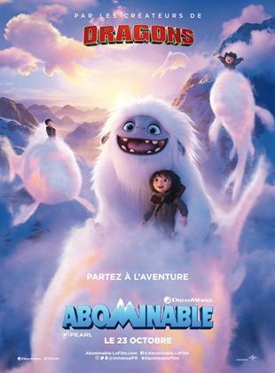 Bande-annonce Abominable