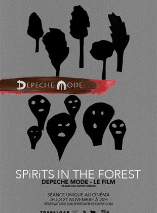 Bande-annonce Depeche Mode: Spirits In The Forest