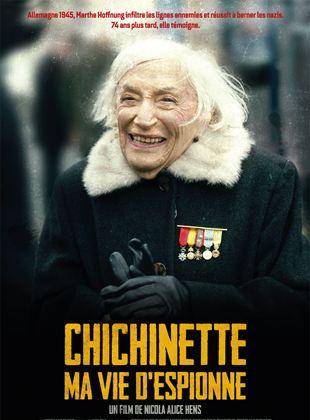 Bande-annonce Chichinette, Ma vie d'espionne