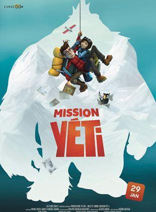 Mission Yéti streaming