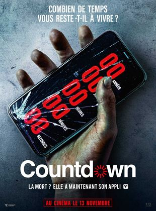 Countdown streaming