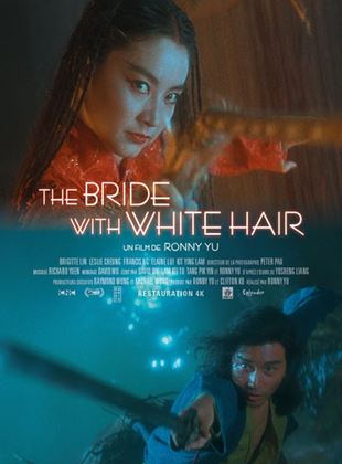 Bande-annonce The Bride With White Hair