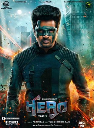 Bande-annonce Hero